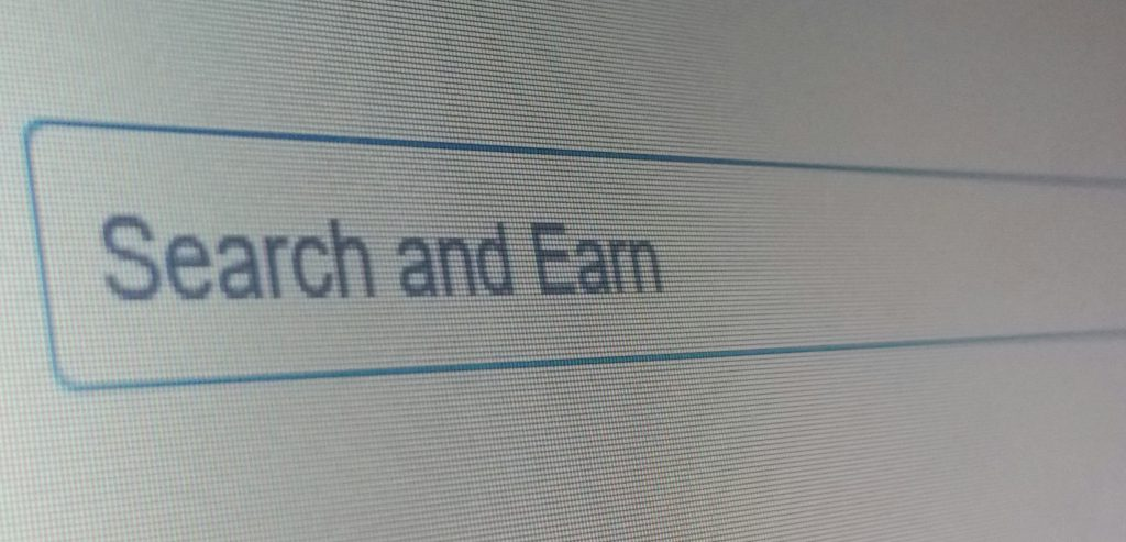 Paid to Search