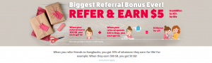 Refer your friends to Swagbucks