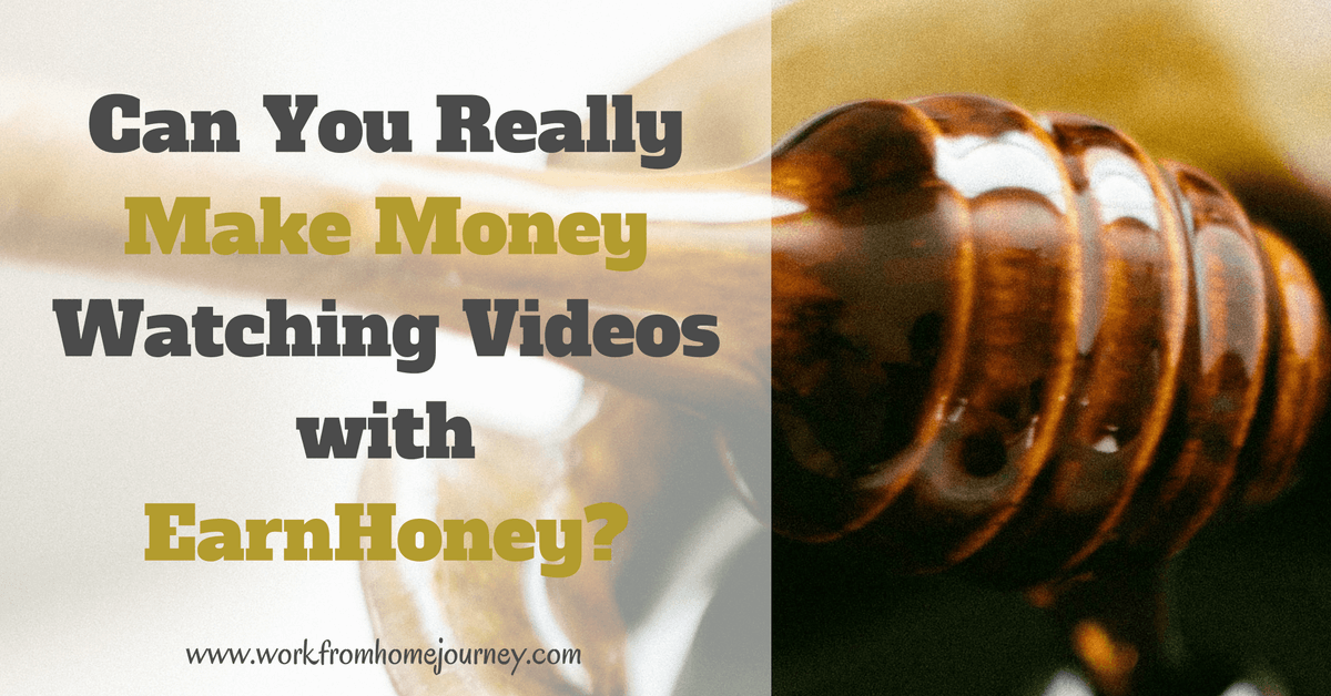 earn money watching videos can you really make money watching videos with earnhoney 1728
