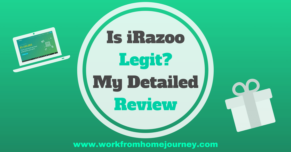Is iRazoo Legit or a Scam? My Detailed Review