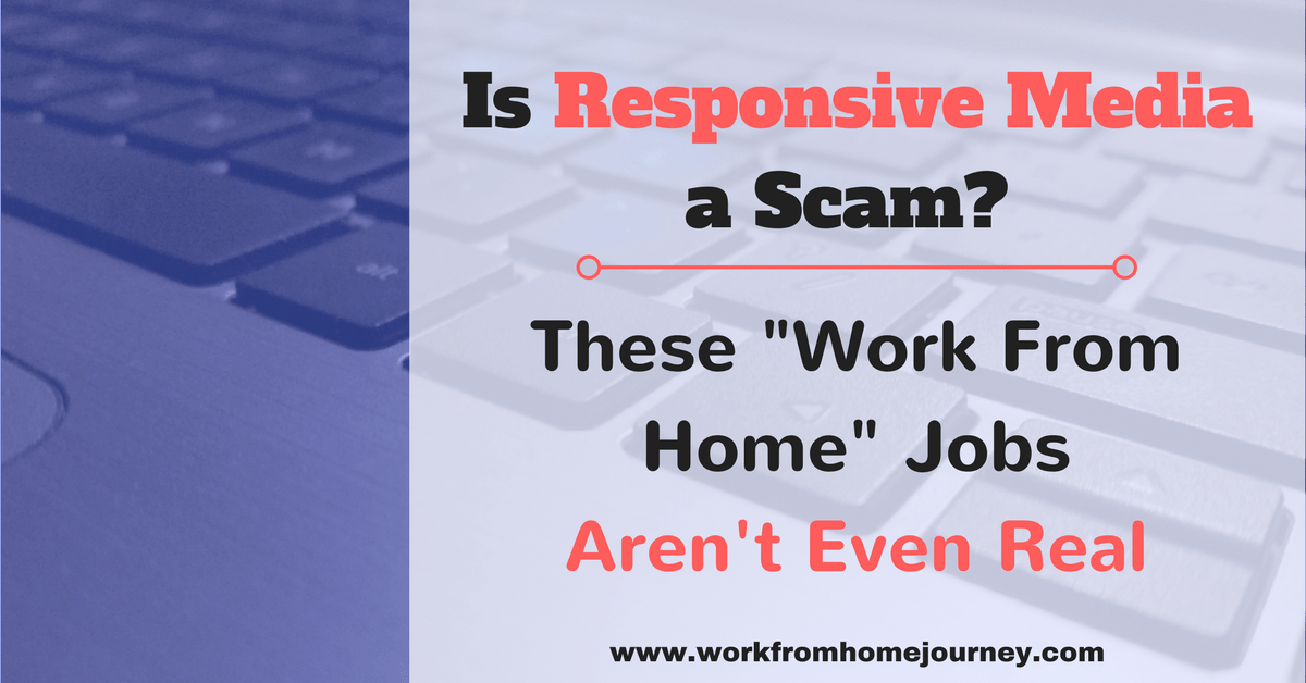 Is Responsive Media a Scam? Honest Review [2018]