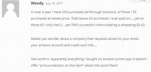 Paribus complaint 1
