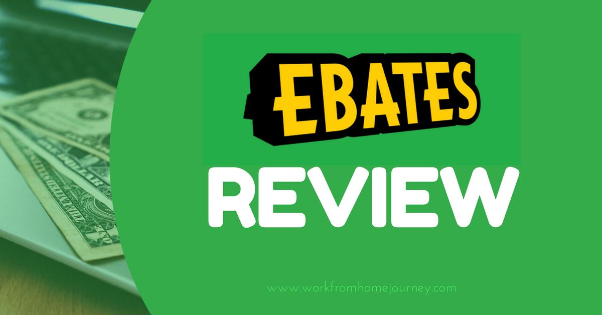 Ebates Review