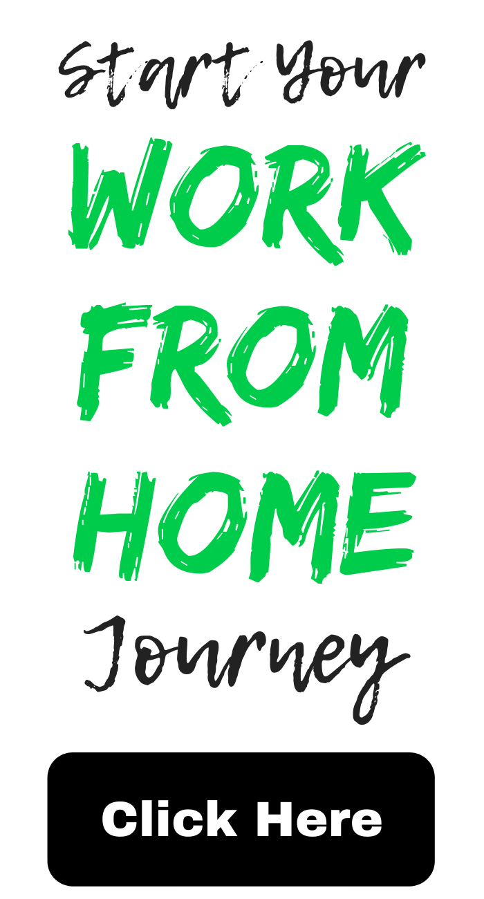 Start your work from home journey